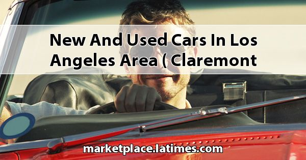 New and Used Cars in Los Angeles Area ( Claremont Toyota )
