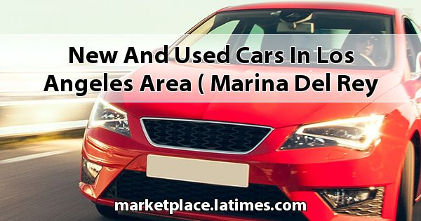 New and Used Cars in Los Angeles Area ( Marina Del Rey Toyota )