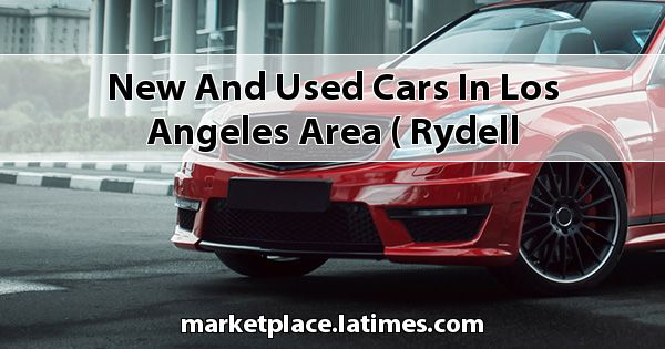 New and Used Cars in Los Angeles Area ( Rydell Chevrolet )