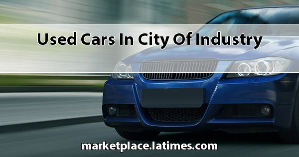 Used Cars in City Of Industry
