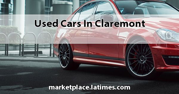 Used Cars in Claremont