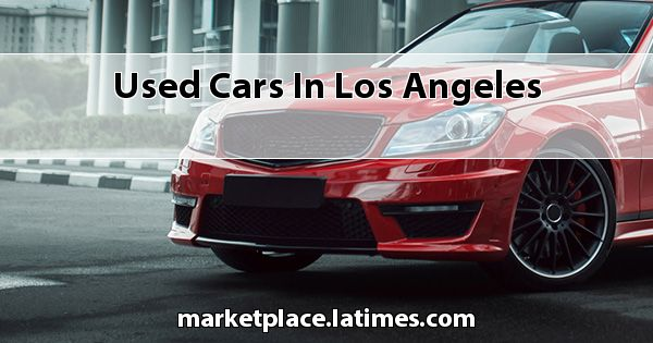 Used Cars in Los Angeles