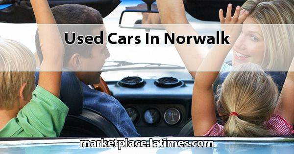 Used Cars in Norwalk