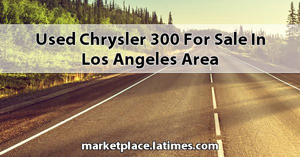 Used Chrysler 300 for sale in Los Angeles Area