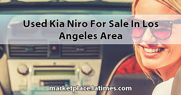 Used Kia Niro for sale in Los Angeles Area