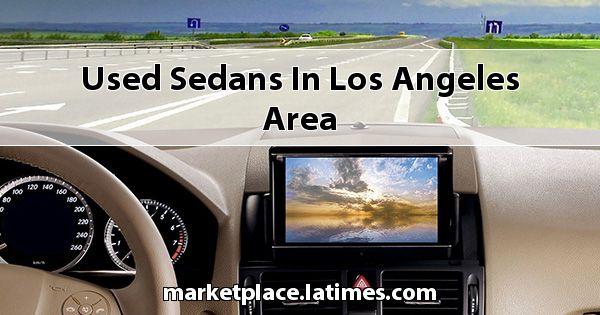 Used Sedans in Los Angeles Area