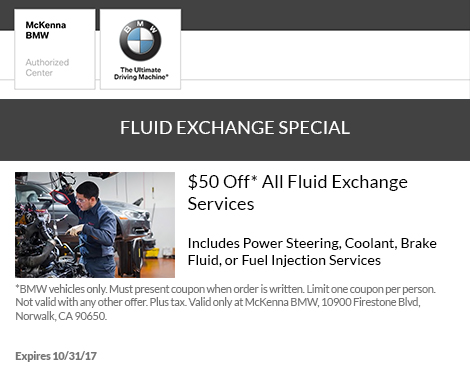 Fluid Exchange Special